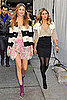 Pictures of Olivia Palermo and Whitney Port from The City, Canned Reality Show By MTV