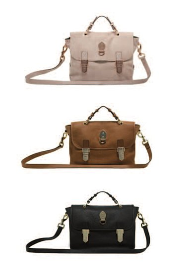 Handbag Highlights From Mulberry's Spring 2011 Pre-Collection