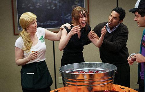 "Recap of The Office Episode ""Costume Contest"""