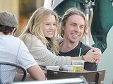 Photos of Kristen Bell and Dax Shepard