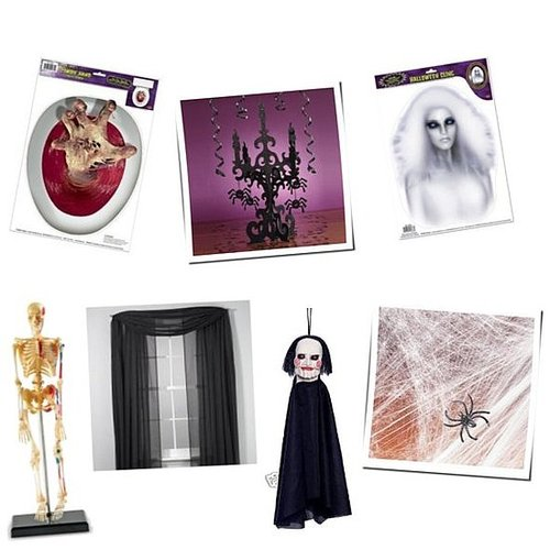 Cheap Haunted House Decorations