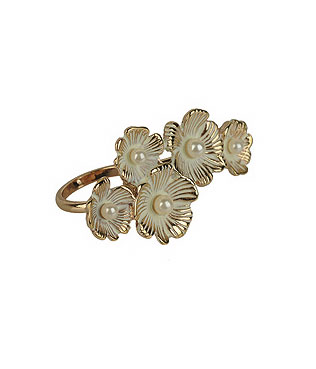 Floral Connector Ring($5)