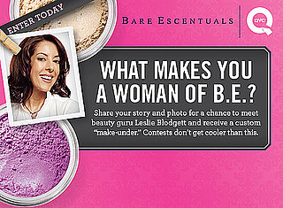 What Makes You a Lady of Bare Escentuals? Share and Win a Trip to Meet B.E. Guru and a Make-Under For You and Your BFF!