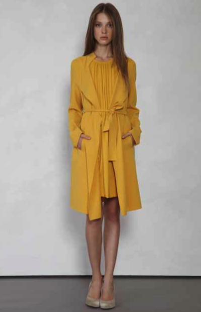 12 Sensational Outfits From Piazza Sempione's Spring 2011 Lookbook