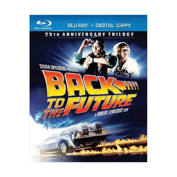 Back to the Future 25th Anniversary Trilogy