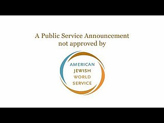Judd Apatow's star-studded PSA For the American Jewish World Service
