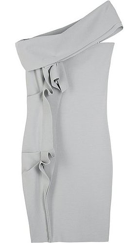 Lanvin - DRAPED COCKTAIL DRESS