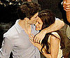 Slide Picture of Robert Pattinson Kissing Kristen Stewart
