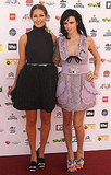 Erin McNaught and Ruby Rose