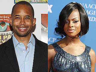 Michael Boatman and Tika Sumpter Cast on Gossip Girl