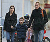 Slide Picture of Jennifer Connelly and Family in Brooklyn