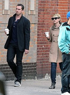 Pictures of Carey Mulligan and Man in New York City