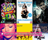 PopSugarUK's Must Haves of Films, DVDs, and CDs Released in November 2010
