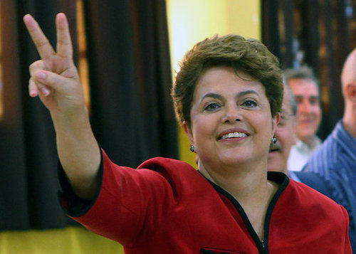 Brazil's First Female President