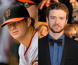 Matt Cain Played by Justin Timberlake