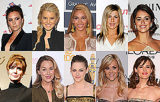 Photos and Poll of Favorite Female Star of 2010 Jessica Simpson, Victoria Beckham, Jennifer Garner, Reese Witherspoon, Angelina