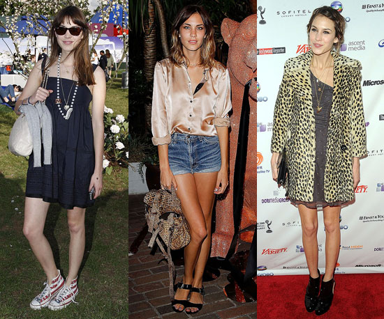 Happy 27th Birthday, Alexa Chung!