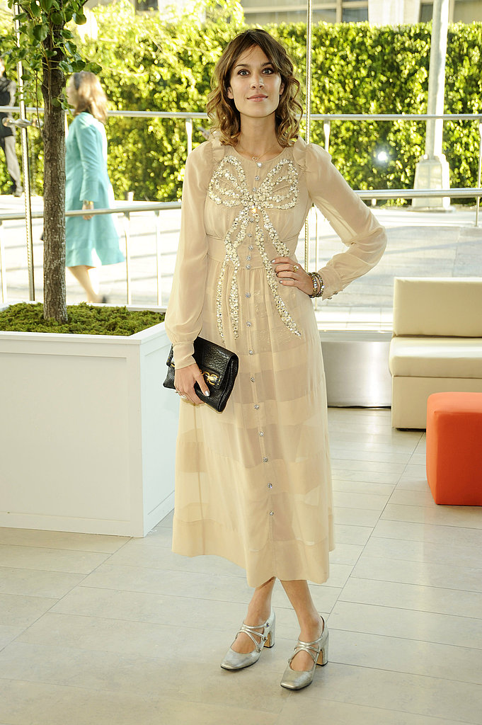 Ethereal and a little retro at the 2010 CFDA Fashion Awards.