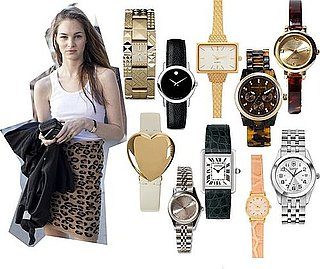 Shop the Best Watches for Fall 2010