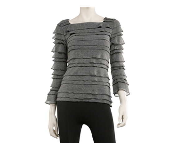 Max Studio 3/4 Sleeve Top