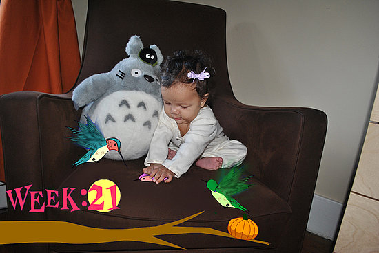 Olivia Lily 21 Weeks Old!!
