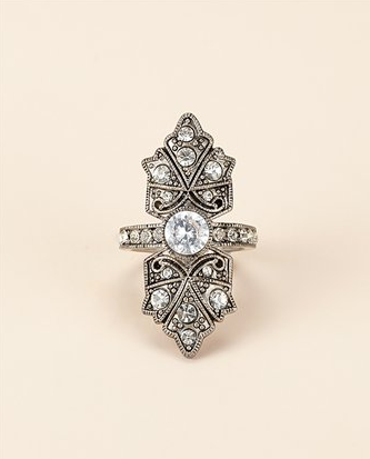 Antique Deco Ring, $88