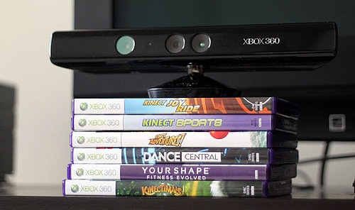 Kinect Adventures, Kinect Sports, Dance Central, Your Shape Fitness Evolved Review