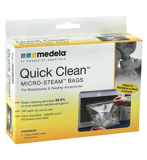 Microwave Steam Sterilizer Bags