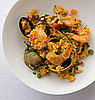 Ruth Reichl's Fast and Easy Recipe For Seafood Paella