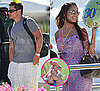 Pictures of Vanessa Minnillo's Engagement Ring and Nick Lachey