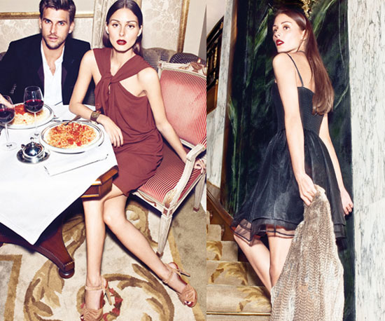 Did you see Olivia Palermo and her boyfriend's modeling debut? Hot.