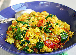 Tofu Scramble Recipe, Susan Love's Tips For Preventing Breast Cancer, and More Top Stories From FitSugar