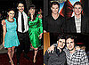 James Franco With Family and Friends at the LA Premiere of 127 Hours