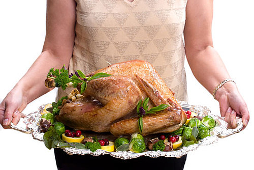 Tips to Keep From Over Eating on Thanksgiving