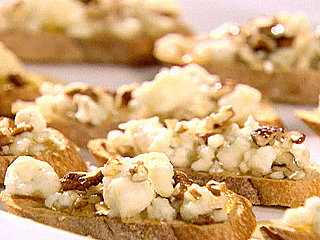 Gorgonzola Crostini Recipe