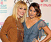Slide Picture of Lauren Conrad and Natasha Bedingfield at Save the Music