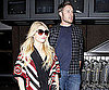 Slide Picture of Jessica Simpson and Eric Johnson in LA