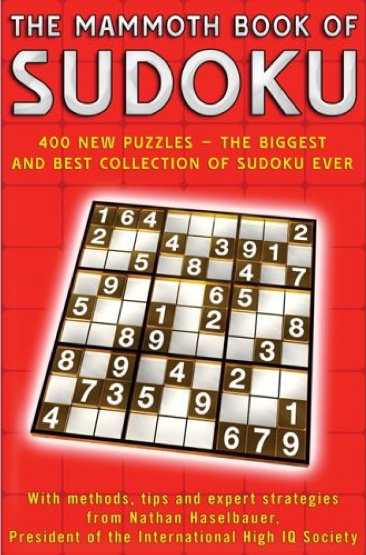 Sudoku Books
