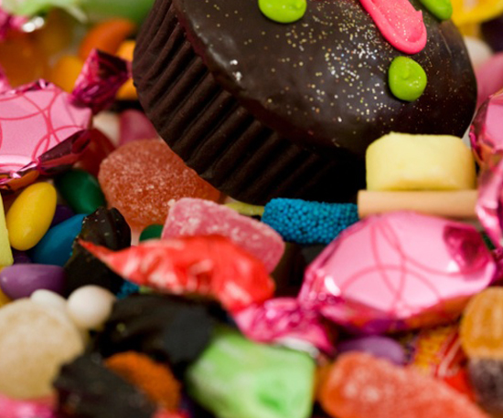 Do You Have a Sweets Stash?