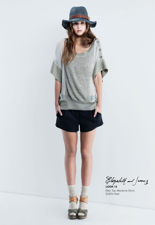 12 Lovely Picks from the Elizabeth and James Spring 2011 Lookbook!