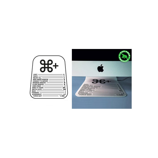 Shortcuts Sticker ($24)