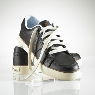 Ralph Lauren Harold Classic Leather Sneaker ($50, originally $65)