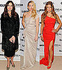 US Glamour Women of the Year Awards in NYC Including Julia Roberts, Kate Hudson, Cher, Estelle, Kelly Osbourne