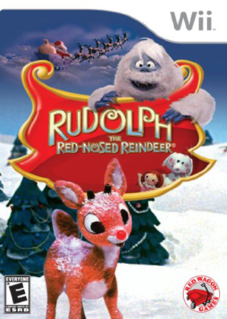 Rudolph the Red-Nosed Reindeer For Wii, $20