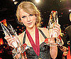 Slide Picture of Taylor Swift at the BMI Awards in Nashville