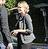Pictures of Carey Mulligan With Friends in LA