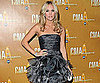 Slide Picture of Carrie Underwood at CMA Awards