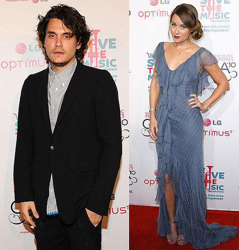 Pictures of Lauren Conrad, John Mayer, and Joel Madden at VH1's Save the Music Event