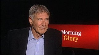 Morning Glory's Harrison Ford Talks About Getting Fired