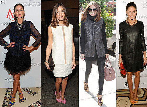 Steal Olivia Palermo's Shoe Styling Trick: Get Your Statement Shoe Shopping Guide